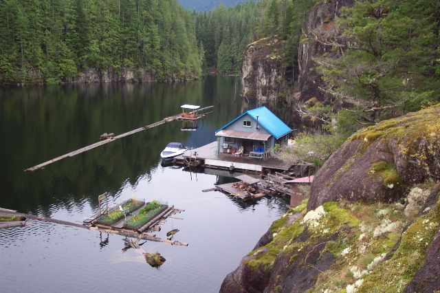 Powell river books coastal british columbia stories for Lakes in bc with cabins